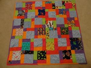 Kent - baby quilt
