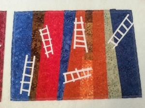 ladder quilt 2