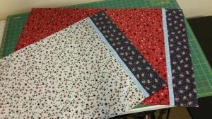 Patriotic Pillowcases