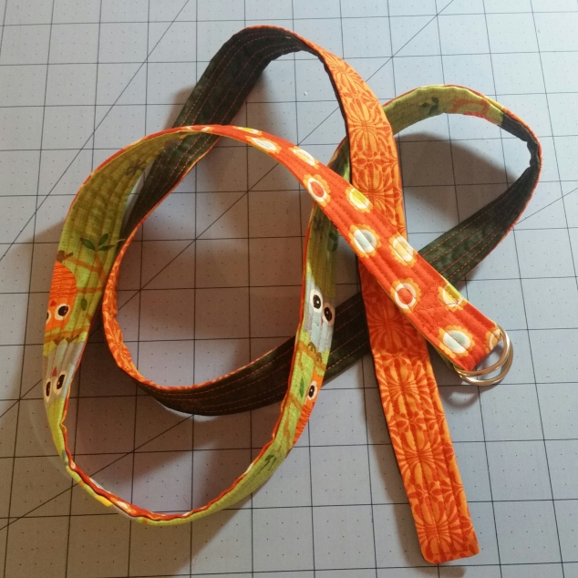 belt or tie down strap