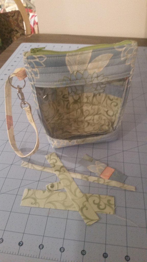 baby gift - zip top bag