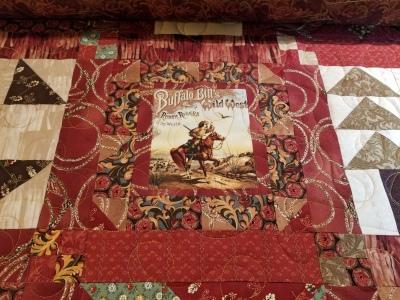 Buffalo Bill Quilt 2