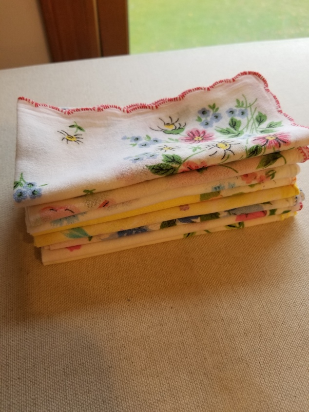 pretty hankies