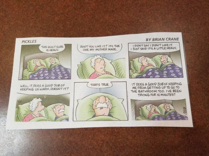 Quilt Comic