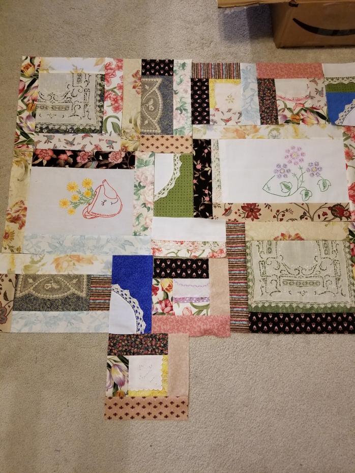 linen blocks